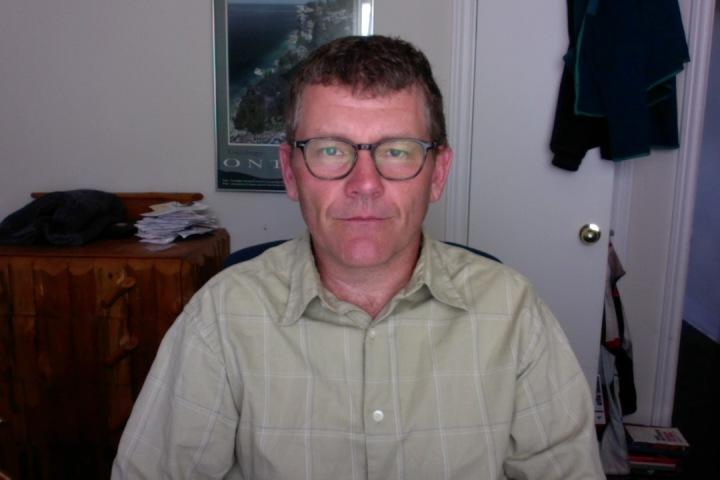 Visiting professor: prof. ScottPrudham